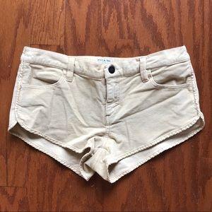 RVCA Corduroy Shorts